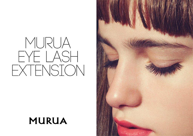 MURUA EYE LASH EXTENSION(ムルーア)